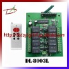 High power 8 CH RF remote control led controller