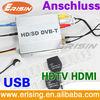 ES499D Receiver Box MPEG-4 MPEG-2 Multi-Media