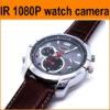 waterproof,night vision,full hd1080p watch camera 8gb