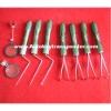 locksmith tool , lock pick Y Type Tension + L Type Pick Set
