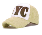newest fashion jacquard pattern letter printed baseball cap
