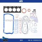 automobile engine gasket set full set for ISUZU EURO 3 OEM:1000002CATXX
