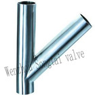 welded-type tee(stainless steel tee,tee)