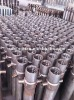 cut and honed and polished cylinder pipe and tube