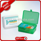 Deluxe Family First Aid Kit/travel first aid kit/CE&FDA Approved.