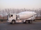 howo mixer truck 8m3 to 16 m3