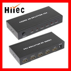 Version 1.4 V1.3 HDMI Splitter 1 IN 4 OUT